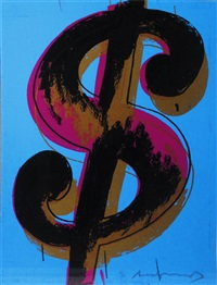 $ (1), [ii.275] by andy warhol